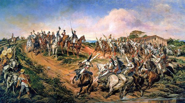 Independência Brasileira: o Grito do Ipiranga