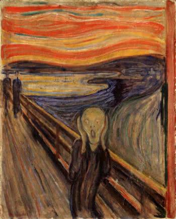 O Grito: Quadro do Expressionismo Alemão