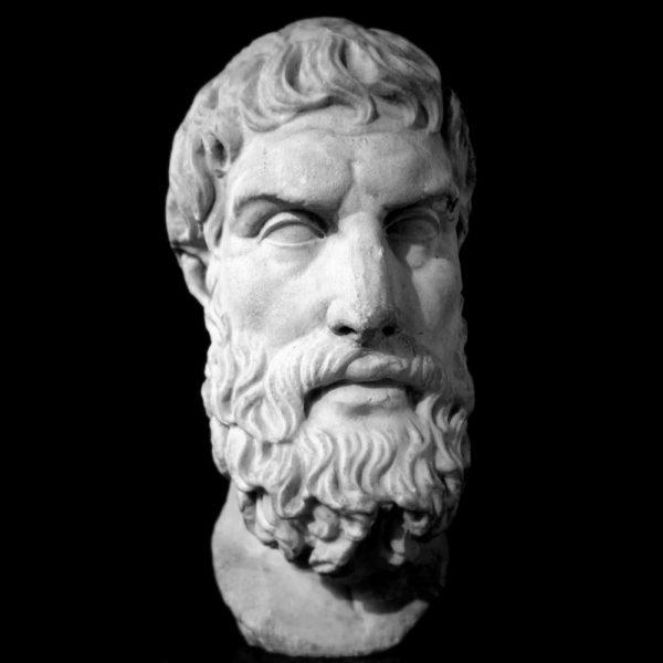 Frases de Epicuro. Biografia, Ética, Obras