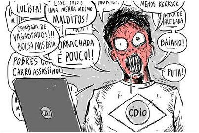 Redação ENEM: Crimes de Ódio na Internet