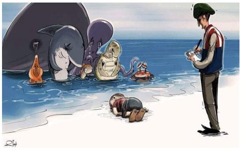 Proposta de Redação para o ENEM: Refugiados