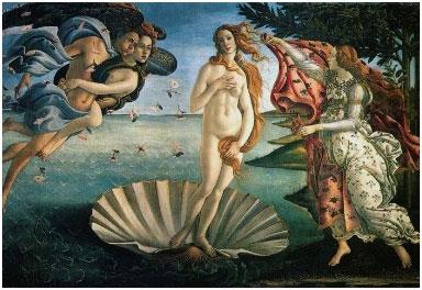 Temas de Redação ENEM: Quadro Afrodite