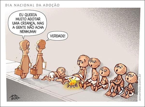 Desafios da Adoção no Brasil: Redação