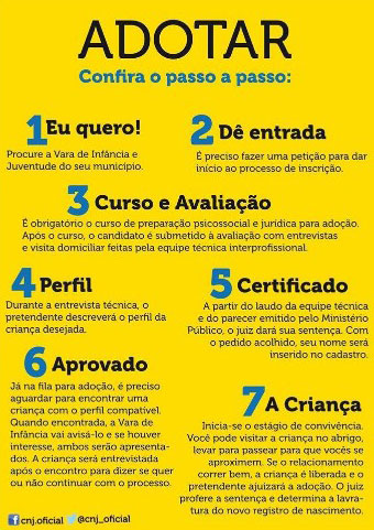 Redação sobre Adoção no Brasil. ENEM Nota 1000